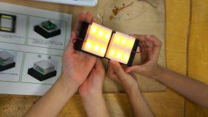 LED照明ワークショップ